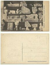Venezia - TORCELLO - Museo esterno - Frammenti bizantini