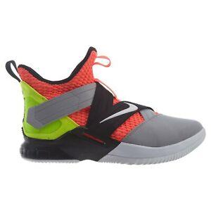 64b07bae880413 Image is loading Nike-Mens-Lebron-Soldier-XII-SFG-Basketball-Shoes-