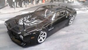 Custom-Painted-Body-71-Firebird-Trans-Am-for-1-10-RC-Drift-Car-Touring-HPI-200mm