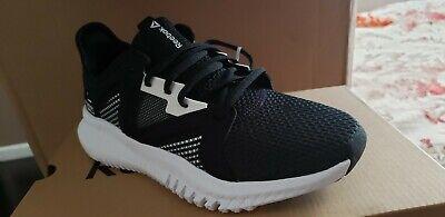 Reebok Flexagon 2.0 Flexweave LM Womens Black Athletic Cross Training Shoes
