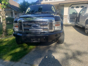 2008 Ford F 450 King Ranch