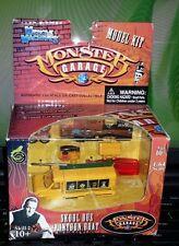 ☆New Muscle Machines Monster Garage Skool Bus Pontoon Boat☆ FREE SHIPPING USA