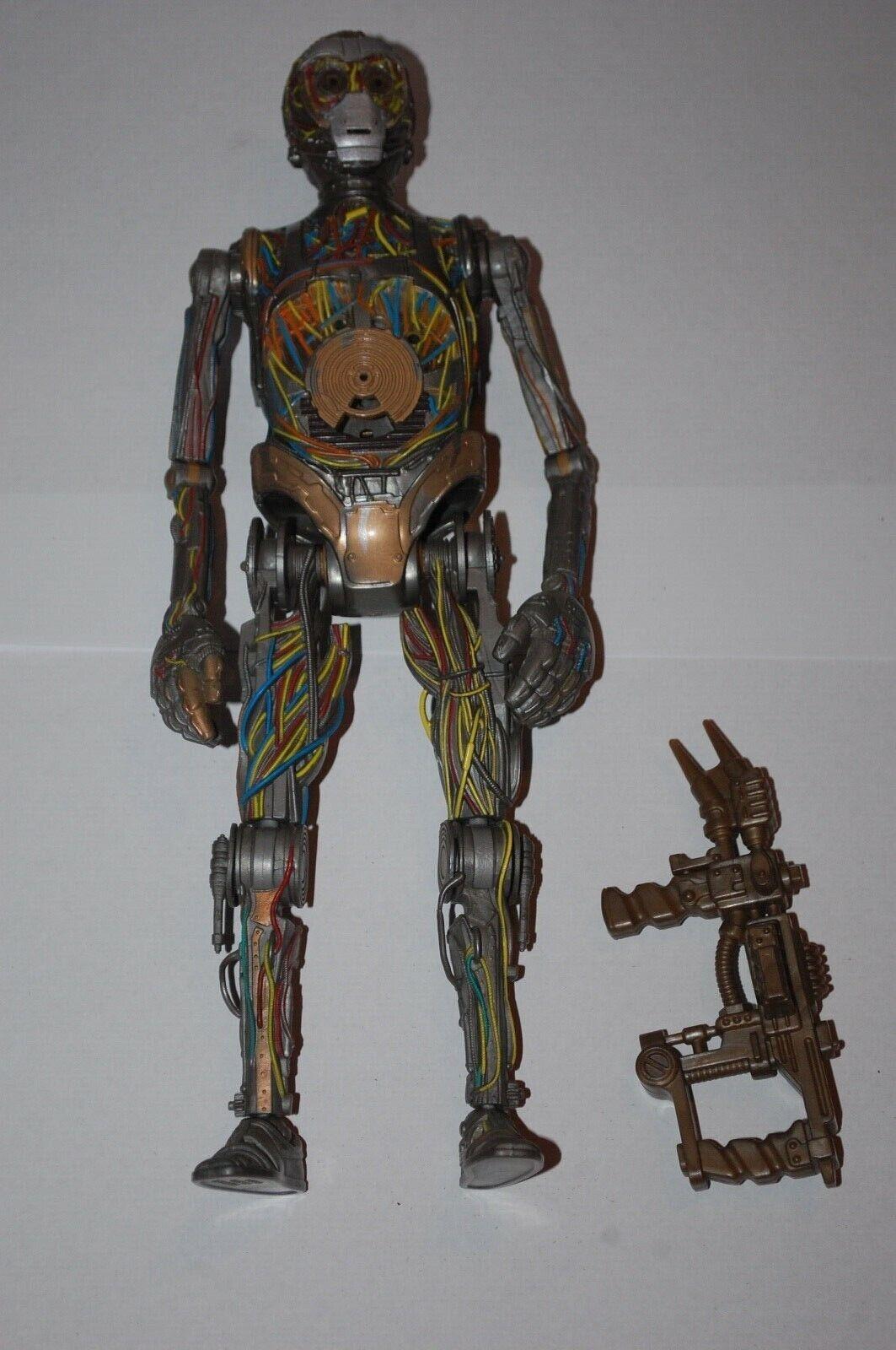 C-3PO 12  TPM electronic-Kenner-Star Wars 1 6th escala personalizar lado muestran