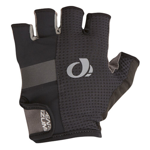 Pearl Izumi Elite Gel Bike Bicycle Cycling Gloves Black Medium