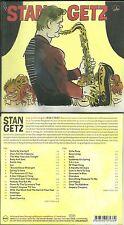 STAN GETZ Le meilleur de STAN GETZ ( SAXOPHONE ) 2 CD NEUF EMBALLE NEW & SEALED