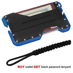 Slim-Credit-Card-Wallet-Leather-Front-Pocket-Wallet-Minimalist-Wallet-cash-strap