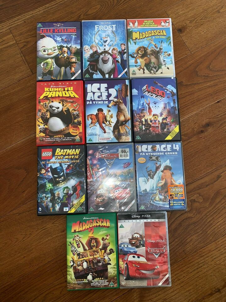 Se billede, instruktør Disney , DVD