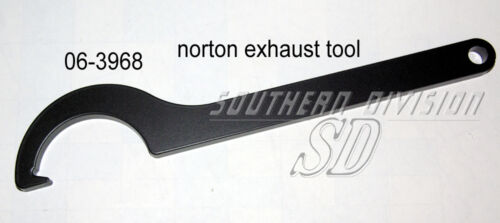 Tool exhaust Norton Commando Dominator Atlas Auspuff werkzeug 06-3968 06-1229