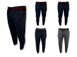 Mens-Sport-Pants-Long-Trousers-Tracksuit-Gym-Fitness-Workout-Joggers-Sweatpants