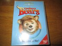 DVD - Die Country Bears - WALT DISNEY - Z4R - NEU/OVP