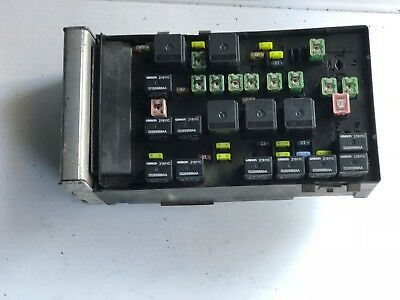 2003 town and country fuse box 2003 chrysler town and country fuse box relay control module p  country fuse box relay control module