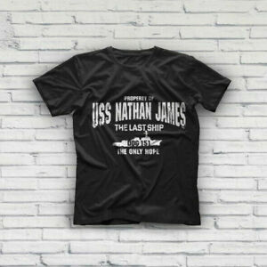 TV-Series-US-Navy-Seal-The-Last-Ship-SS-Nathan-James-Ddg-151-T-Shirt-Size-S-3XL