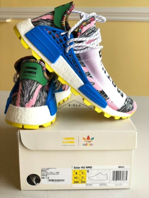 036725e88 Frequently bought together. Pharrell Williams x adidas Originals Solar Hu  NMD BB9531 ...