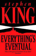 Everything's Eventual, By King, Stephen,in Used but Acceptable condition