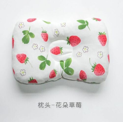 Newborn Baby Pillow Head Protection Cute Cushion Baby Bedding Infant Pillow