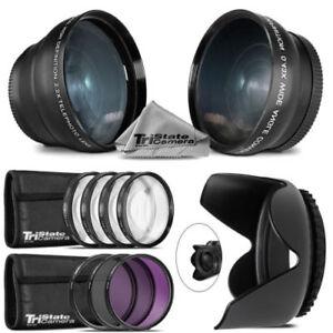 9-PC-Lens-Accessory-Kit-for-Canon-EOS-T5-T5i-T7i-SL1-Nikon-D3400-D5500-D5600-55m