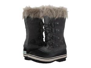 827c5f163c126 Authentic Sorel Youth Joan of Arctic NY  1858-052 Girls Winter Snow ...