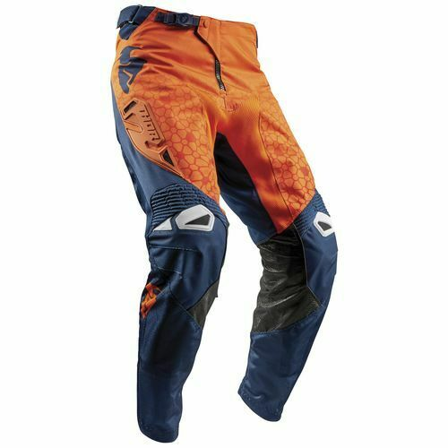 Thor Fuse Bion Mens MX Offroad Pants Orange