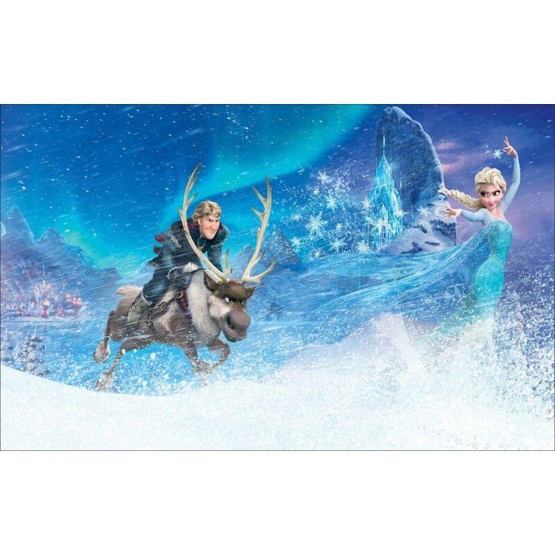 Papier peint peint peint enfant géant Frozen La reine des neiges 6c448f