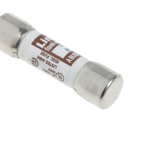 Multimeter fuse 15A 600V fast acting fuse KTK-15 10X38M~ BXDEM0H~E