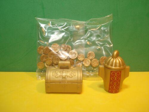 Playmobil 9497 Schatulle Mit Amphoren Und Münzen Von Gold Zustand Neu