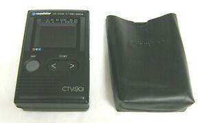 Televisore-tascabile-vintage-a-colori-Roadstar-CTV-901-perfettamente-funzionante