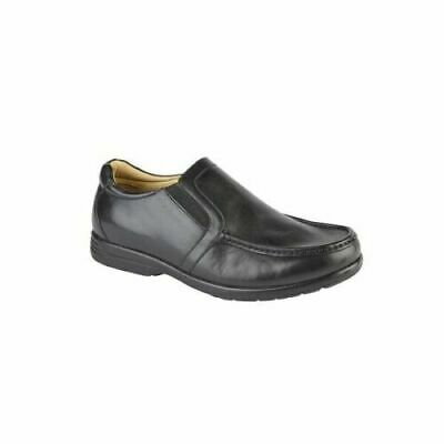 Roamers M984A Mens Leather Extra Wide