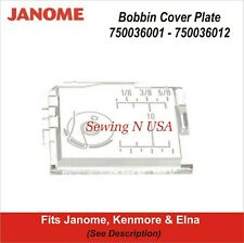 YEQIN Bobbin Hook Cover Plate For Janome #750036001