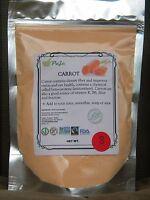 Carrot Powder 8oz - 1/2 Lb , Beta-carotene, Gluten Free, Non-gmo Paje