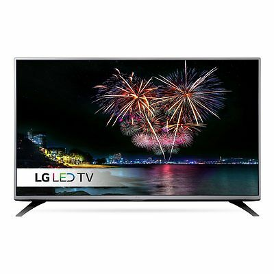 """LG 49LH541V 49"""" Full HD 1080p LED TV with Freeview HD in Silver"""