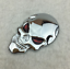 1pc-3D-Metal-Skeleton-Skull-Car-Motorcycle-Side-Trunk-Emblem-Badge-Decal-Sticker miniature 9