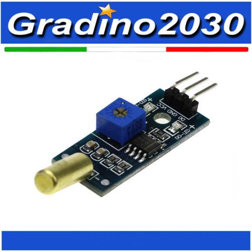 Modulo sensore inclinazione interruttore 3.3-5V DC Arduino Robot