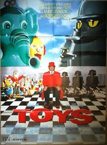 Plakat-Kino-Toys-Robin-Williams-120-X-160-CM