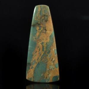 RARE-Vibrant-Fossil-Indonesian-Petrified-Wood-Freeform-Cabochon-4-68-g