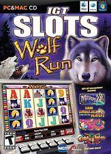 IGT Slots: Wolf Run -PC & Mac Game