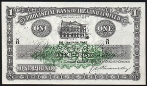 1945-PROVINCIAL-BANK-OF-IRELAND-LIMITED-1-PROOF-BANKNOTE-gEF