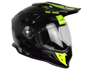 Casque-JUST1-J34-Adventure-Shape-Yellow-Neon-Gloss-taille-L