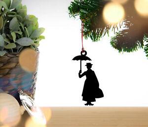 Mary-Poppins-Albero-di-Natale-Bauble-decorazione-ornamento