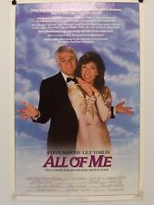 ALL OF ME - Steve Martin, Lily Tomlin - SS - 1984 - Rolled - NSS # 840079
