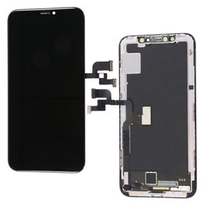 new concept 9a611 6fa90 Details about LCD Touch Screen Display Digitizer Assembly Replacement For  iPhone X TFT Quality
