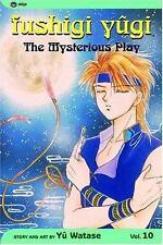 Fushigi Yugi: The Mysterious Play, Vol. 10 - Enemy, Watase, Yuu, Good Condition,