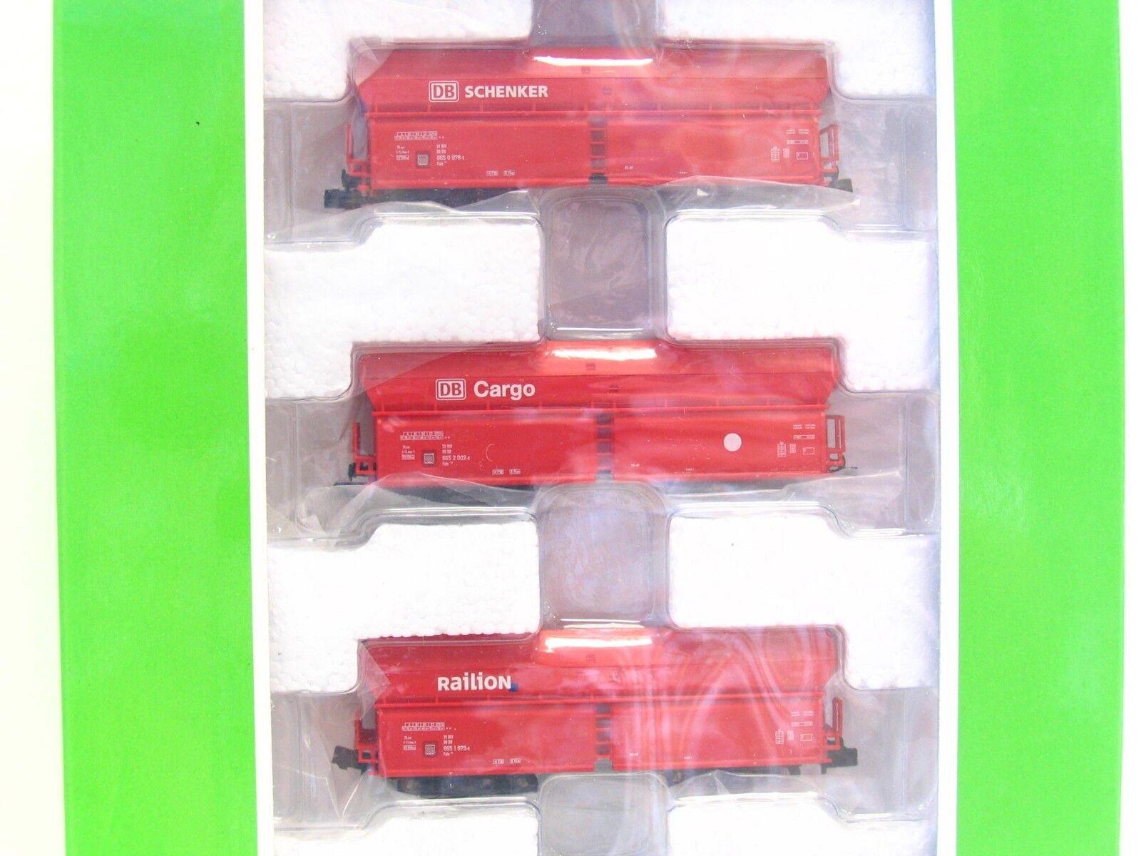 Arnold N HN6084 Selbstentladewagenset Fals DB Cargo  Schenker  Raili OVP (V5686)