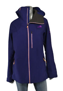 bf319295b Details about Women's North Face Garnet Purple Fuseform Brigandine 3L  Jacket M New