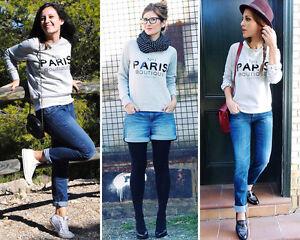 Mangueurs Noir Petit S Paris Uk Taille Sweat Out Blogueurs Gris Sold 8 6dwFq