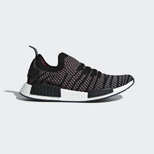 LOW-PRICE-Adidas-NMD-R1-Runner-STLT-PK-Black-Grey-Solar-Pink-Sizes-8-13-CQ2386