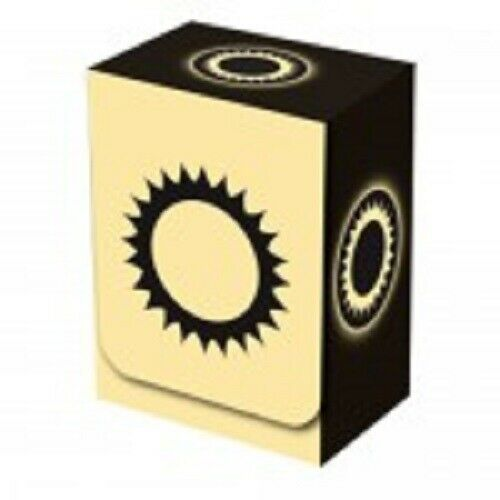 Yu-Gi-Oh. NEUF Deck Box Legion Absolute Iconic SUN SOLEIL pour cartes Pokemon