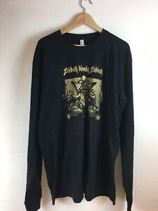Black-Sabbath-Bloody-Sabbath-T-shirt-Never-Worn-Size-XL