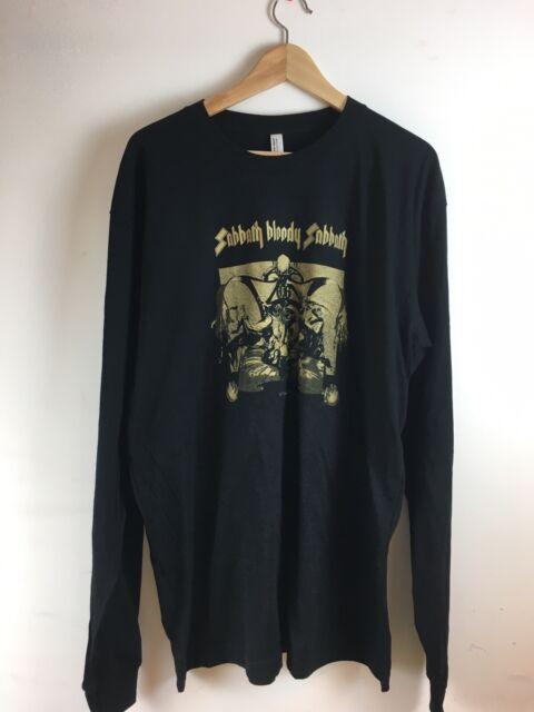Black Sabbath Bloody Sabbath T-shirt Never Worn Size XL
