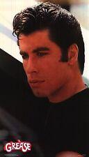 MOVIE POSTER~Grease 1978 Vintage Original John Travolta as Danny Zuko 22x37 NOS~