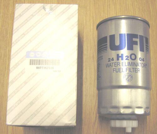GENUINE ALFA ROMEO 147 156 1.9 JTD /& 2.4 JTD   New Diesel Fuel Filter 77362338